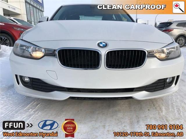 2012 BMW 320i  (Stk: E4312A) in Edmonton - Image 2 of 24