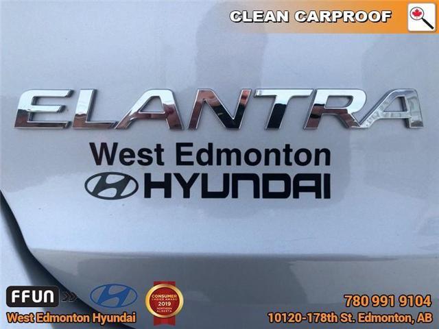 2018 Hyundai Elantra  (Stk: E4345A) in Edmonton - Image 3 of 28