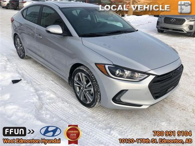 2018 Hyundai Elantra  (Stk: E4345A) in Edmonton - Image 4 of 28