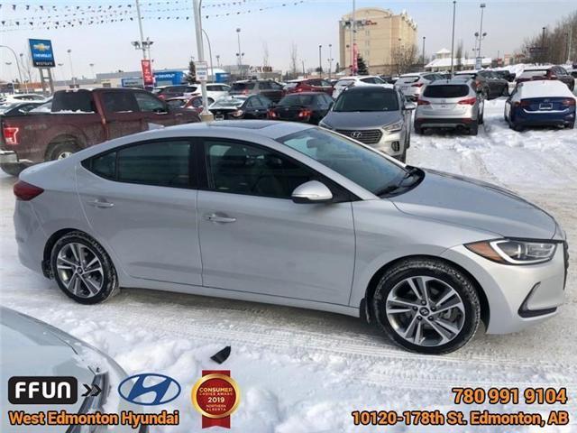 2018 Hyundai Elantra  (Stk: E4345A) in Edmonton - Image 5 of 28