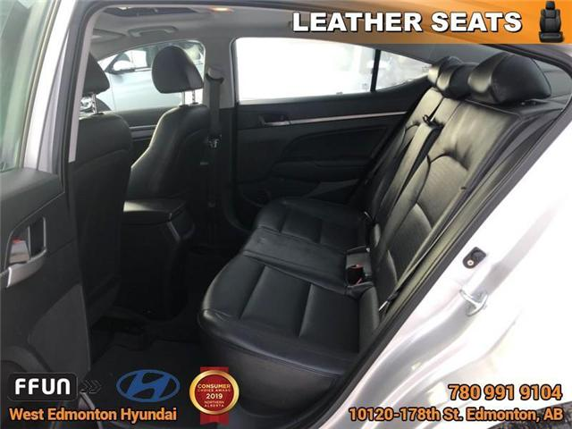 2018 Hyundai Elantra  (Stk: E4345A) in Edmonton - Image 13 of 28