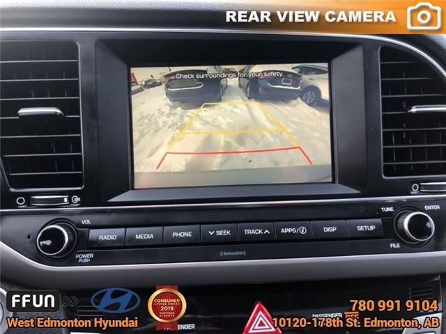 2018 Hyundai Elantra  (Stk: E4345A) in Edmonton - Image 19 of 28
