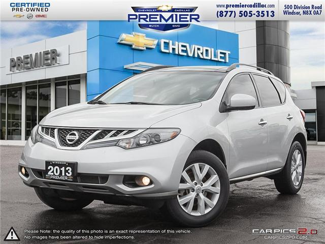 2013 Nissan Murano SV (Stk: P19002A) in Windsor - Image 1 of 26