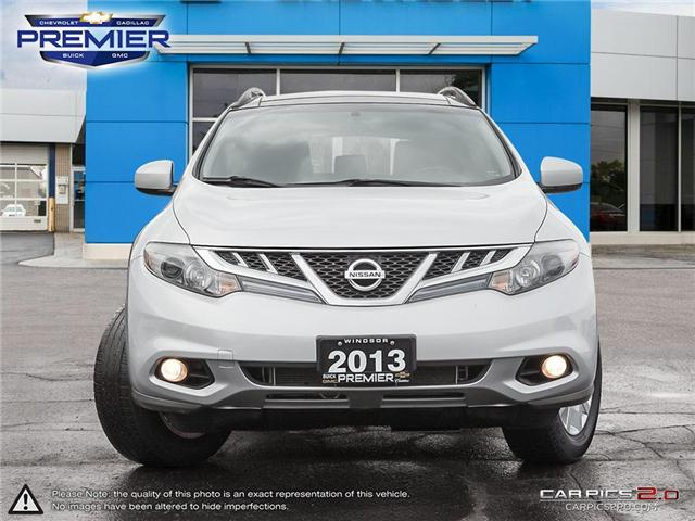 2013 Nissan Murano SV (Stk: P19002A) in Windsor - Image 2 of 26