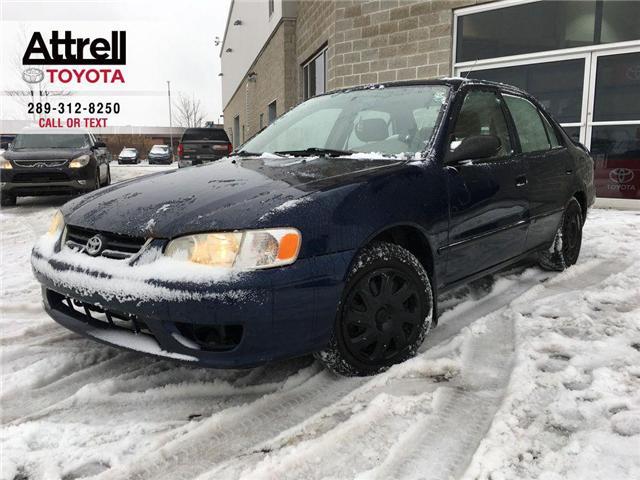 2001 Toyota Corolla CE (Stk: 42291AB) in Brampton - Image 1 of 9