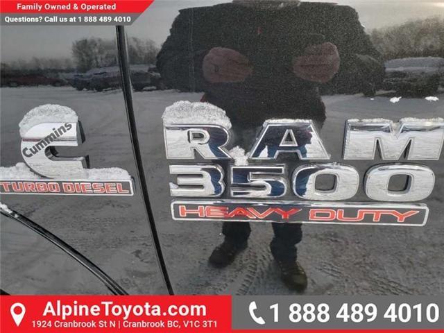 2016 RAM 3500 Laramie (Stk: X811329A) in Cranbrook - Image 19 of 22