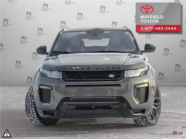 2017 Land Rover Range Rover Evoque HSE DYNAMIC (Stk: 1862856A) in Edmonton - Image 2 of 19