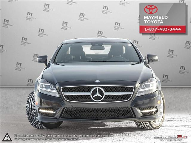 2014 Mercedes-Benz CLS-Class Base (Stk: 194015) in Edmonton - Image 2 of 20