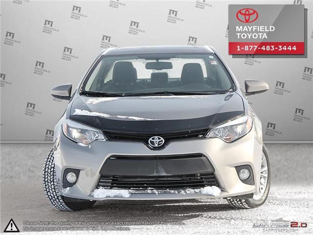 2014 Toyota Corolla LE (Stk: 190110A) in Edmonton - Image 2 of 22