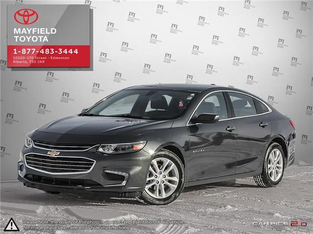 2018 Chevrolet Malibu LT (Stk: 194008) in Edmonton - Image 1 of 19