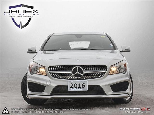 2016 Mercedes-Benz CLA-Class  (Stk: 19024) in Ottawa - Image 2 of 28