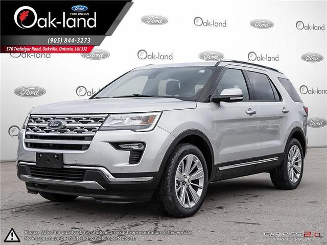 2019 Ford Explorer Limited (Stk: 9T237) in Oakville - Image 1 of 25