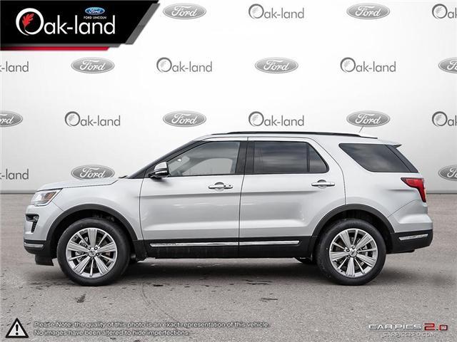 2019 Ford Explorer Limited (Stk: 9T237) in Oakville - Image 2 of 25