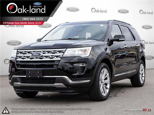 2019 Ford Explorer Limited (Stk: 9T235) in Oakville - Image 1 of 25