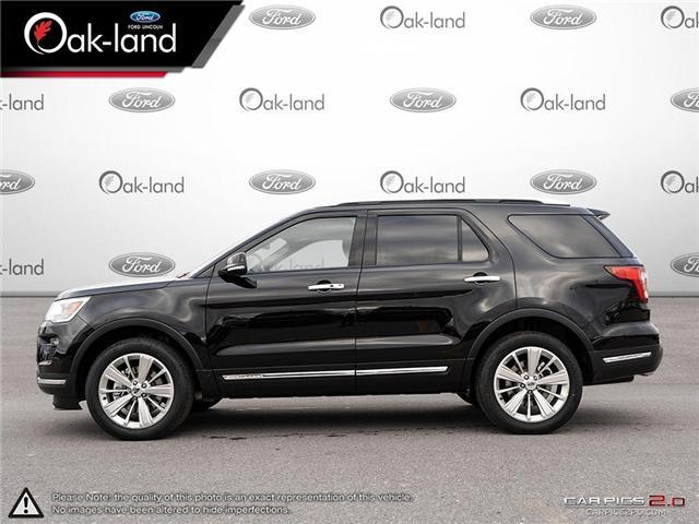 2019 Ford Explorer Limited (Stk: 9T235) in Oakville - Image 2 of 25