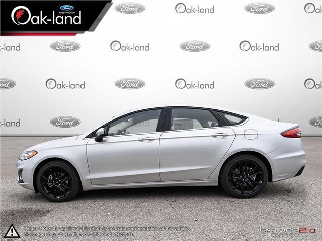 2019 Ford Fusion SE (Stk: 9U008) in Oakville - Image 2 of 25