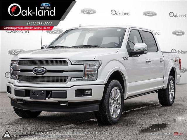 2019 Ford F-150 Platinum (Stk: 9T257) in Oakville - Image 1 of 25