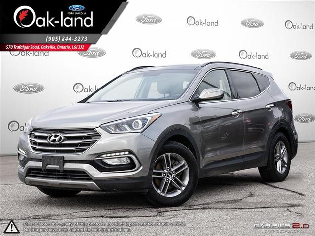 2017 Hyundai Santa Fe Sport 2.4 Luxury (Stk: P5668) in Oakville - Image 1 of 27