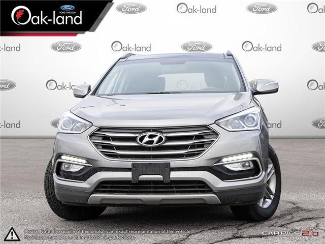 2017 Hyundai Santa Fe Sport 2.4 Luxury (Stk: P5668) in Oakville - Image 2 of 27