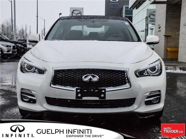 2015 Infiniti Q50  (Stk: I6457A) in Guelph - Image 2 of 20