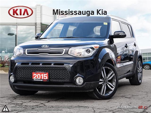 2015 Kia Soul SX Luxury (Stk: 6312P) in Mississauga - Image 1 of 27