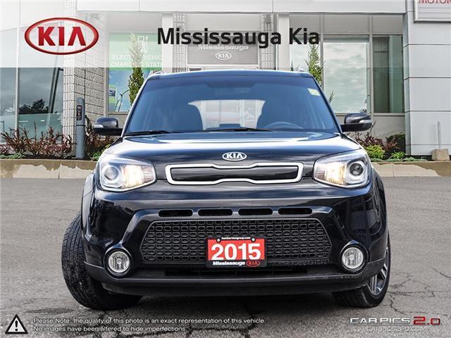 2015 Kia Soul SX Luxury (Stk: 6312P) in Mississauga - Image 2 of 27
