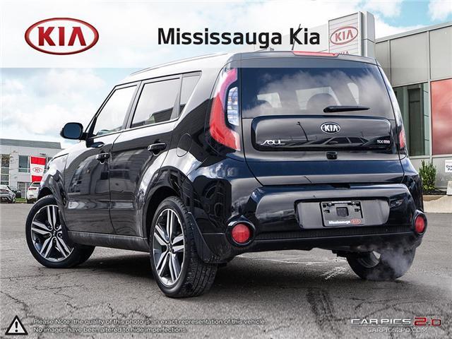 2015 Kia Soul SX Luxury (Stk: 6312P) in Mississauga - Image 4 of 27