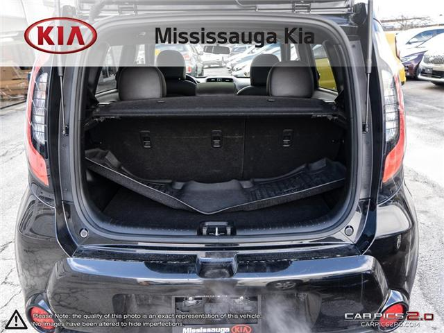 2015 Kia Soul SX Luxury (Stk: 6312P) in Mississauga - Image 11 of 27