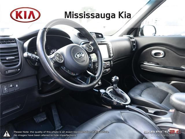 2015 Kia Soul SX Luxury (Stk: 6312P) in Mississauga - Image 13 of 27