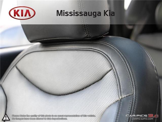2015 Kia Soul SX Luxury (Stk: 6312P) in Mississauga - Image 23 of 27