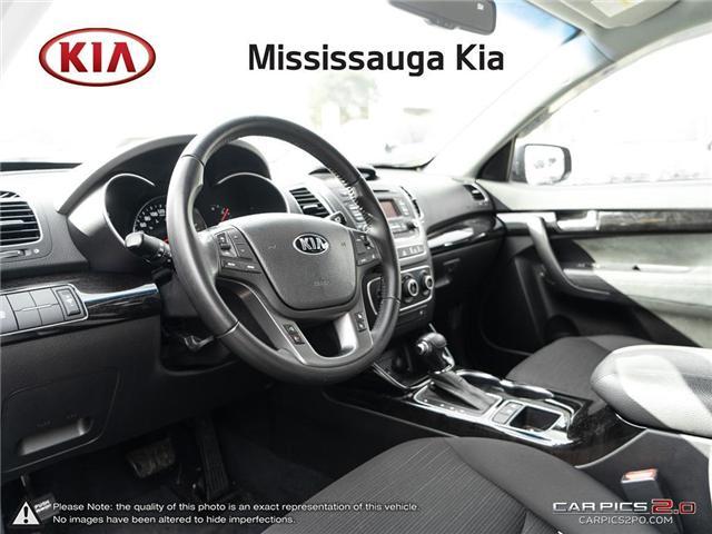 2014 Kia Sorento LX V6 (Stk: SR19025T) in Mississauga - Image 13 of 27