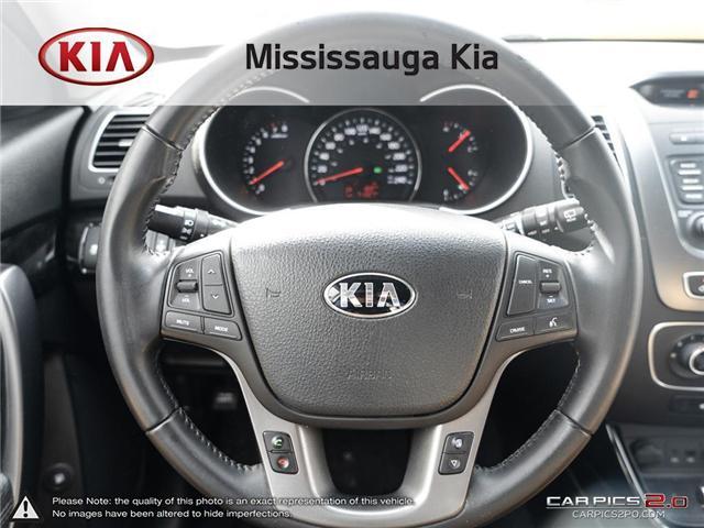 2014 Kia Sorento LX V6 (Stk: SR19025T) in Mississauga - Image 14 of 27
