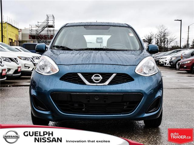 2017 Nissan Micra  (Stk: UP13600) in Guelph - Image 2 of 21