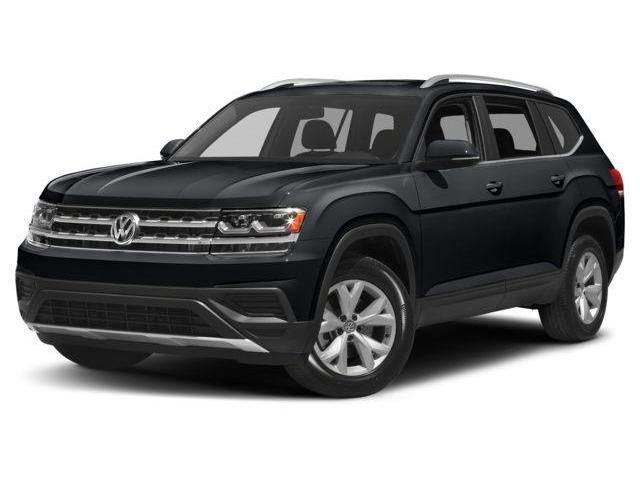 2019 Volkswagen Atlas 3.6 FSI Execline (Stk: KA526109) in Vancouver - Image 1 of 8