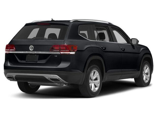 2019 Volkswagen Atlas 3.6 FSI Execline (Stk: KA526109) in Surrey - Image 3 of 8