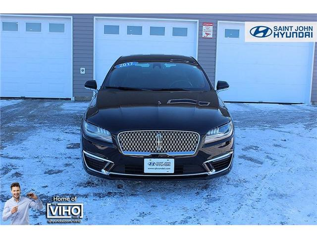 2017 Lincoln MKZ Reserve (Stk: U1634) in Saint John - Image 2 of 14