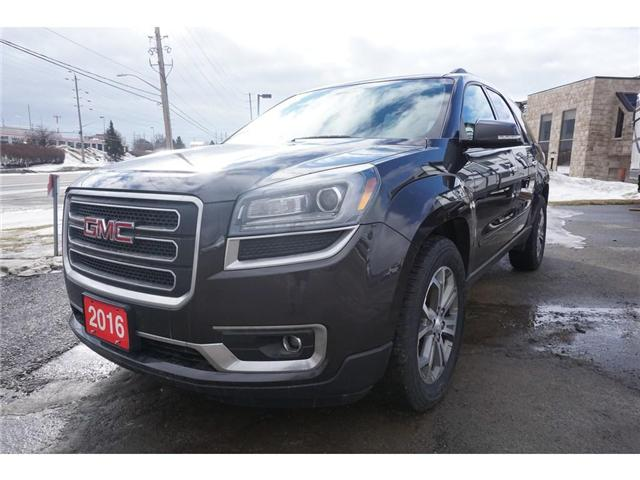2016 GMC Acadia SLT1 (Stk: 18A152) in Kingston - Image 2 of 25