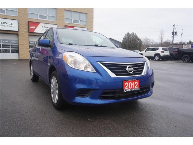 2012 Nissan Versa  (Stk: 18P251A) in Kingston - Image 1 of 15