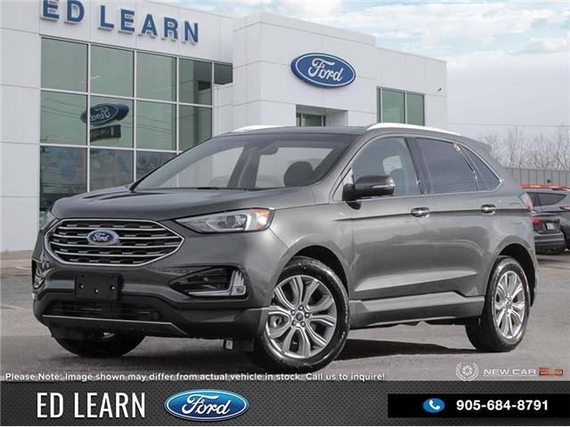 2019 Ford Edge Titanium (Stk: 19ED077) in St. Catharines - Image 1 of 23