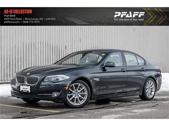 2011 BMW 535i xDrive (Stk: 20739AA) in Mississauga - Image 1 of 22