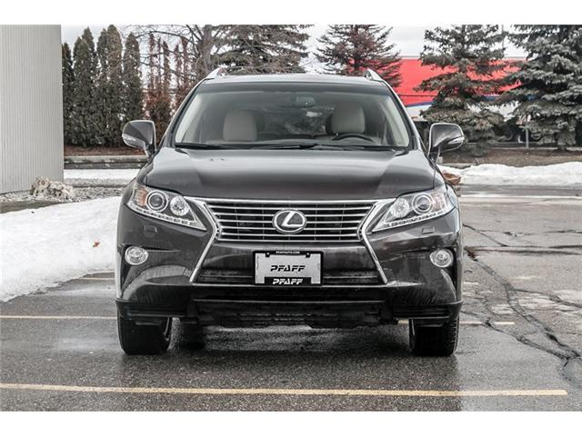 2013 Lexus RX 350 Base (Stk: 21888A) in Mississauga - Image 2 of 6