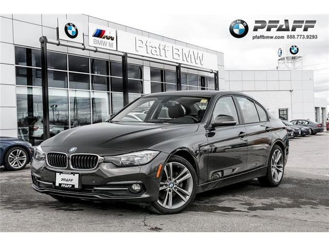 2016 BMW 320i xDrive (Stk: U5227) in Mississauga - Image 1 of 22