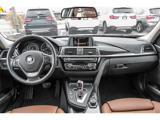 2016 BMW 320i xDrive (Stk: U5227) in Mississauga - Image 9 of 22