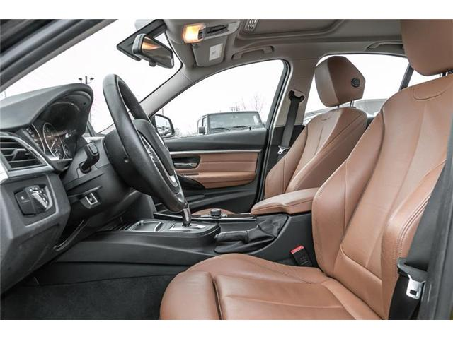 2016 BMW 320i xDrive (Stk: U5227) in Mississauga - Image 11 of 22