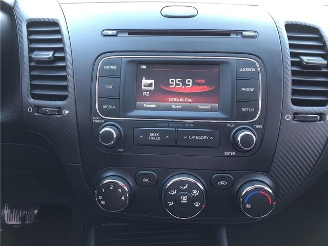2014 Kia Forte  (Stk: 181087A) in Whitchurch-Stouffville - Image 16 of 22