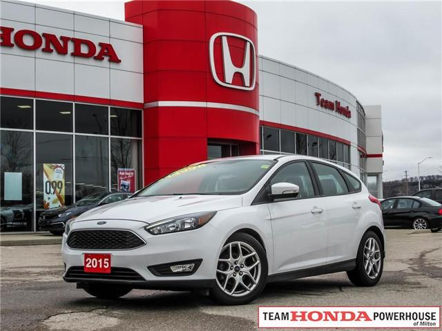 2015 Ford Focus SE (Stk: 3239) in Milton - Image 1 of 19