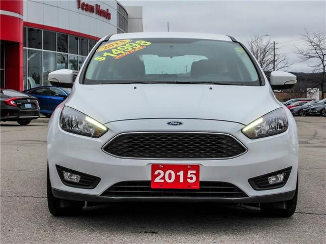 2015 Ford Focus SE (Stk: 3239) in Milton - Image 2 of 19