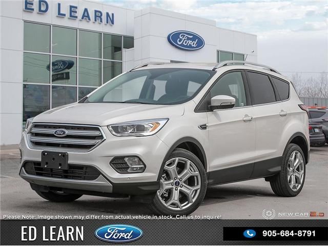 2018 Ford Escape Titanium (Stk: 18ES106) in  - Image 1 of 22