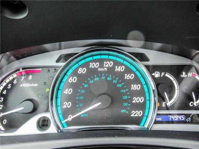 2013 Toyota Venza Base V6 (Stk: 19291A) in Milton - Image 26 of 30