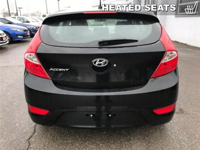 2017 Hyundai Accent SE (Stk: 23855P) in Newmarket - Image 4 of 18